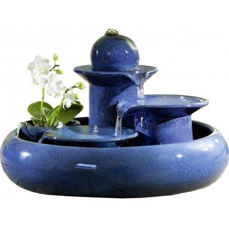 Locarno vesilähde, sininen