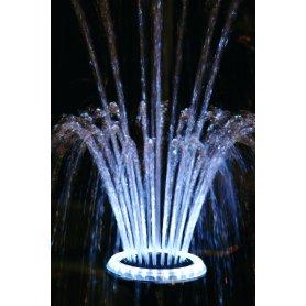 Suihkusuutin 0,5 tuumaa, LED valaistuksella