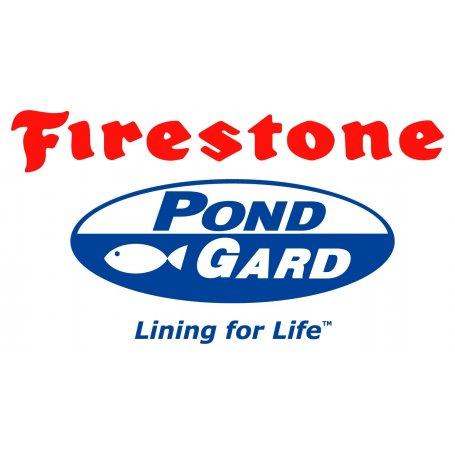 Allaskumi Firestone, 12,20 m leveänä