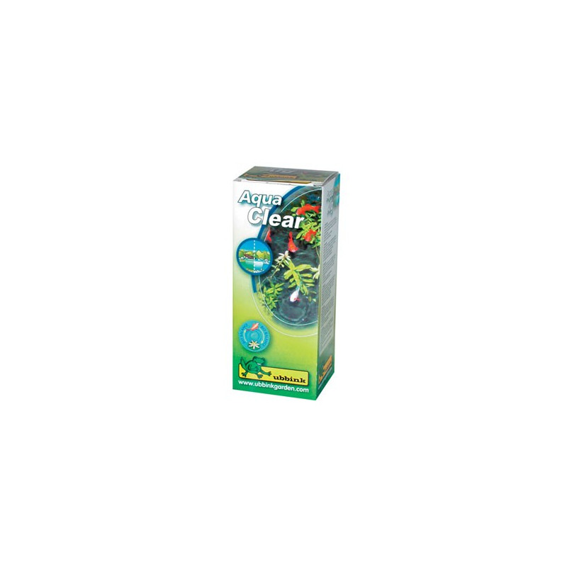 Aqua Clear 250 ml, Leväntuhoaine