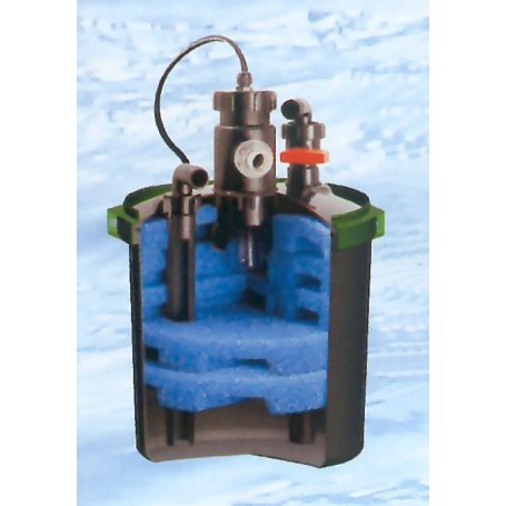 Bio Pressure 7000 (litraa) suodatinsetti
