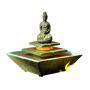 Mahasa, kivinen Buddha vesiaihe