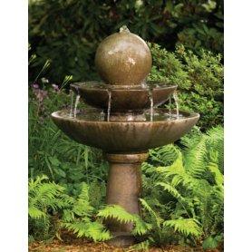 """Suihkulähde """"Tranquillity Sphere Spill Fountain"""""""