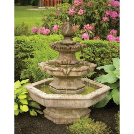 """Suihkulähde """"Three Tier Spade Fountain"""""""