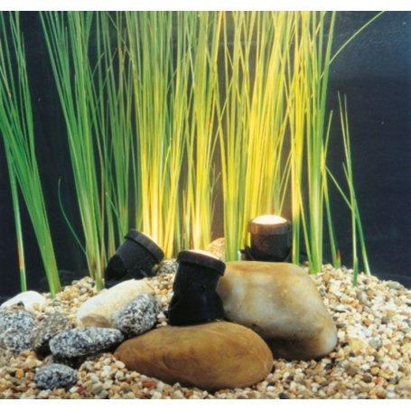 LED-spot 130, 3 spottia veden alle tai päälle