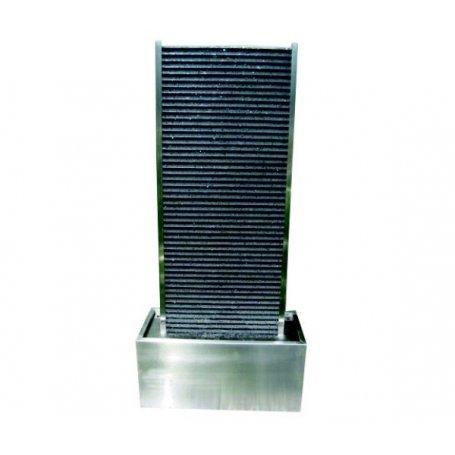 Suihkulähde Penang, Stainless Steel, 130 cm