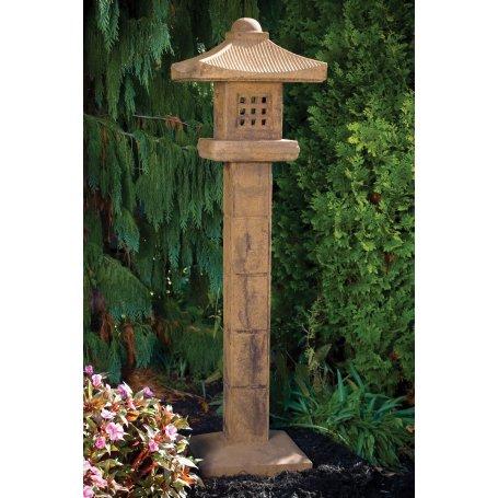 Oriental patsas, Pagoda Lamp