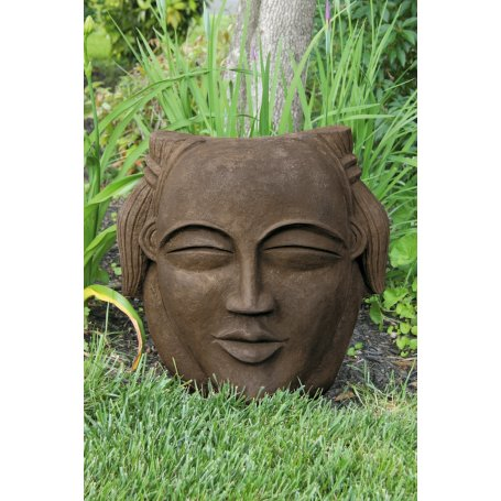 Oriental Buddha patsas, Asian Face