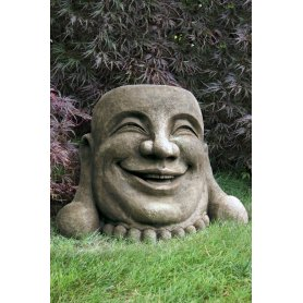 Oriental Buddha patsas, Laughing Hoi Toi Face