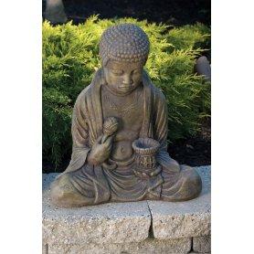 Oriental Buddha patsas, Buddha with Lantern