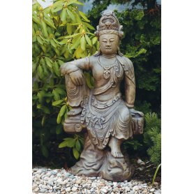 Oriental patsas, Sitting Kwan Yin