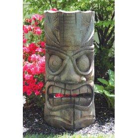 Pääsiäissaari patsas, Large Island Tiki Face