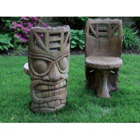 Pääsiäissaari patsas, Tiki Chair
