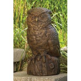 Eläinpatsas Pöllö, Medium Owl