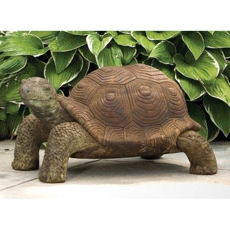 Eläinpatsas Kilpikonna M 41 cm, Medium Tortoise