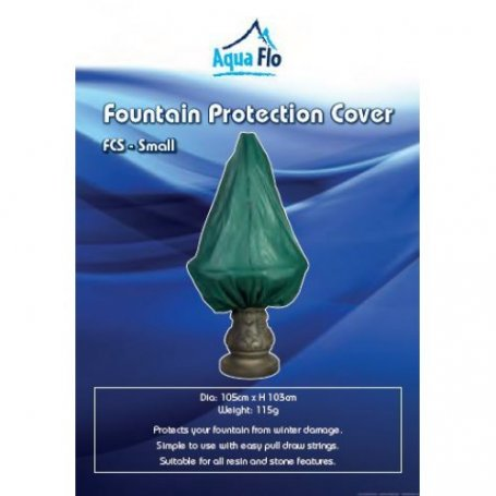Suihkulähteen huppu - Fountain Cover - 4 kokoa