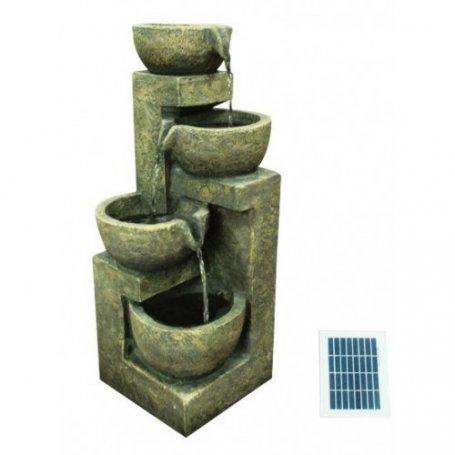 Solar Four Bowl suihkulähde