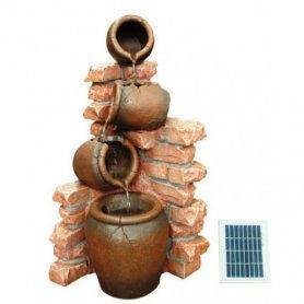Solar 4 Pot suihkulähde