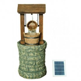 Solar Well, kaivo suihkulähde