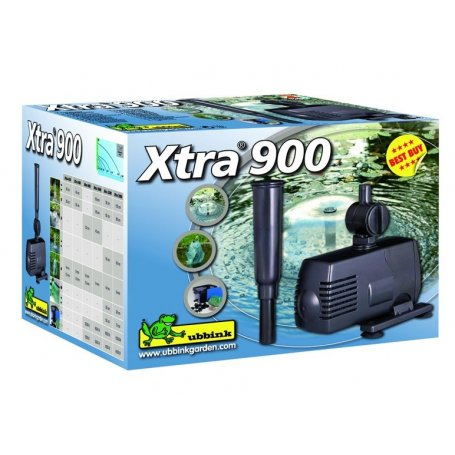 Suihkulähde pumppu Xtra 900