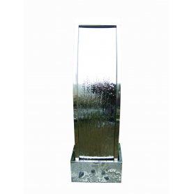 Paris suihkulähde, stainess steel