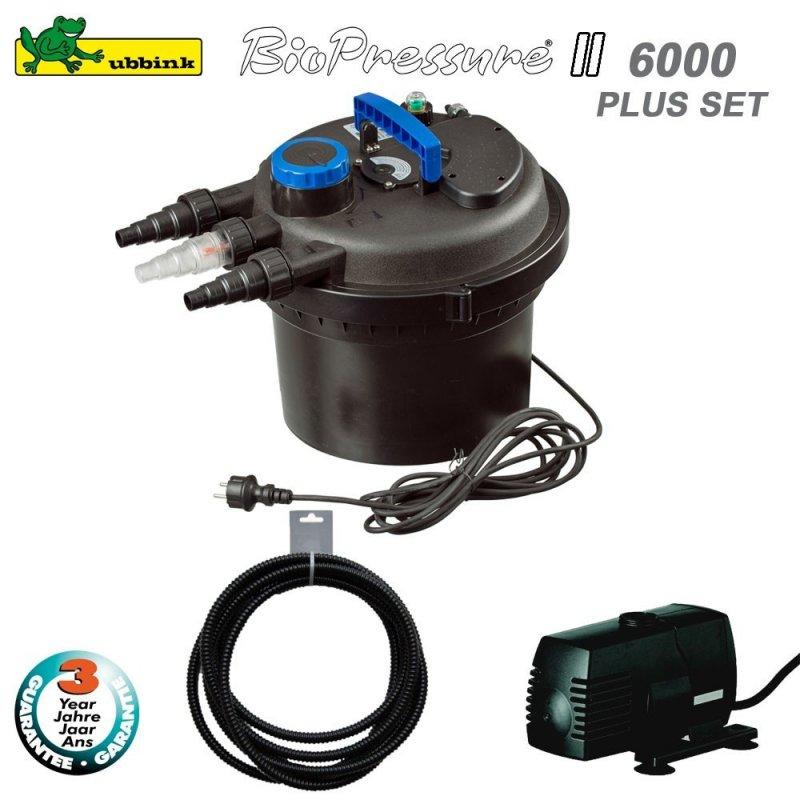 Bio Pressure 6000 (litraa) suodatinsetti