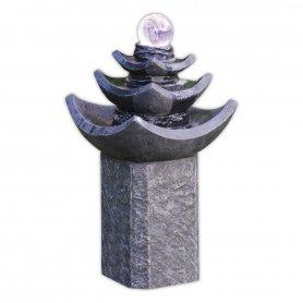 Suihkulähde Kristalli Temppeli M