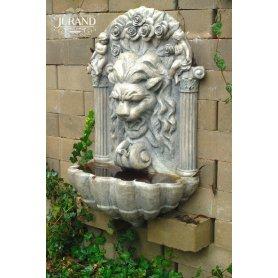 Suihkulähde Leijona seinälle