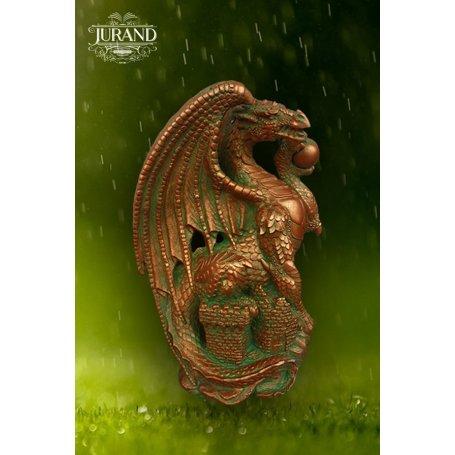 Kivipatsas Dragon - Lohikäärme 50 cm