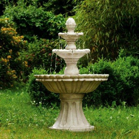 Suihkulähde Markkleeberg Fountain