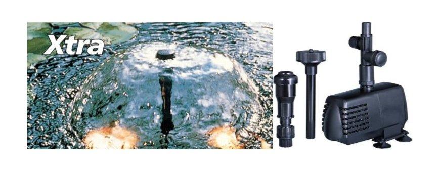 Ubbink Xtra suihkulähde tarjouspumput