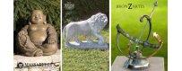 Korkealaatuisesta patsasvalikoimastamme löytyy tuotteita niin vaativiin ulkotiloihin kuin kodin sisätiloihinkin.
