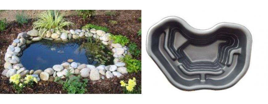 tarjoushintaiset valmisaltaat meiltäja laadukkaat puutarha-altaat. Valmiiksi muotoiltu allas on kestävä ja pestävä.